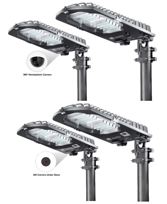 Parking Garage Lighting Controls: Smart Camera & Smart LED Lighting