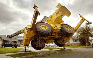 Heavy Equipment Accient